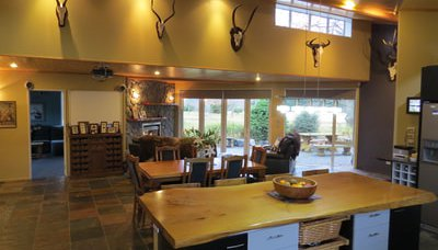 High Country Horse Adventures Lodge