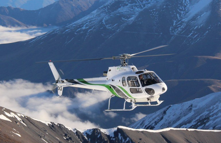 Mt Hutt Helicopters