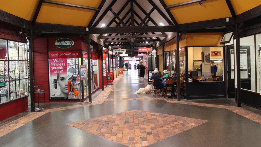 Ashburton Arcade