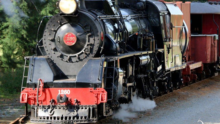 The Plains Railway