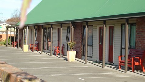 Regency Motels Ashburton