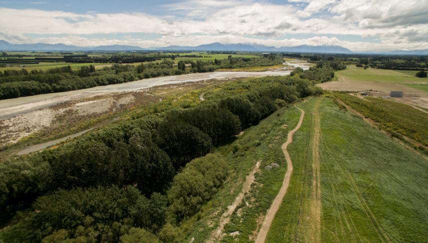 Mid Canterbury MTB River Trail