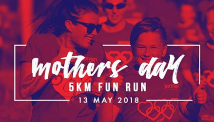 Mother's Day Fun Run/Walk