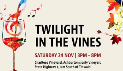 Twighlight in the Vines