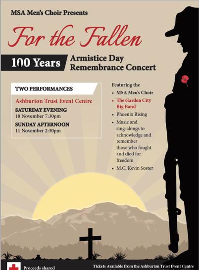 Armistice Day Remembrance Concert