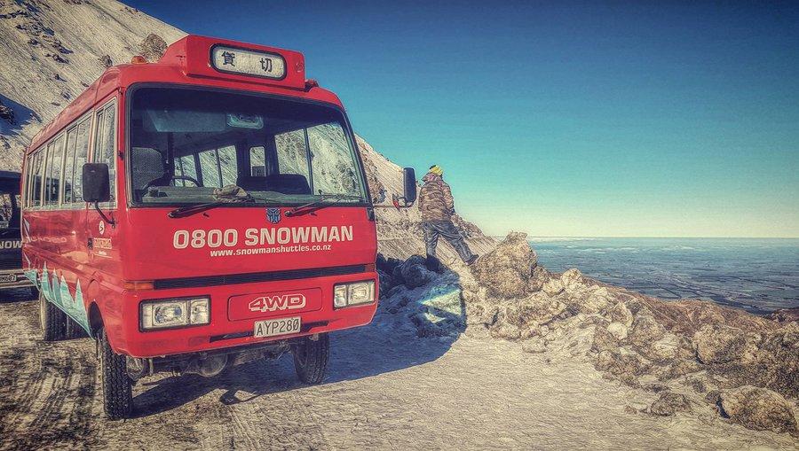 Snowman Shuttles