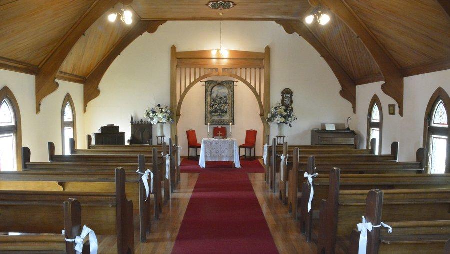 Trott's Gardens Chapel