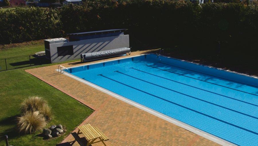 Methven Resort Pool