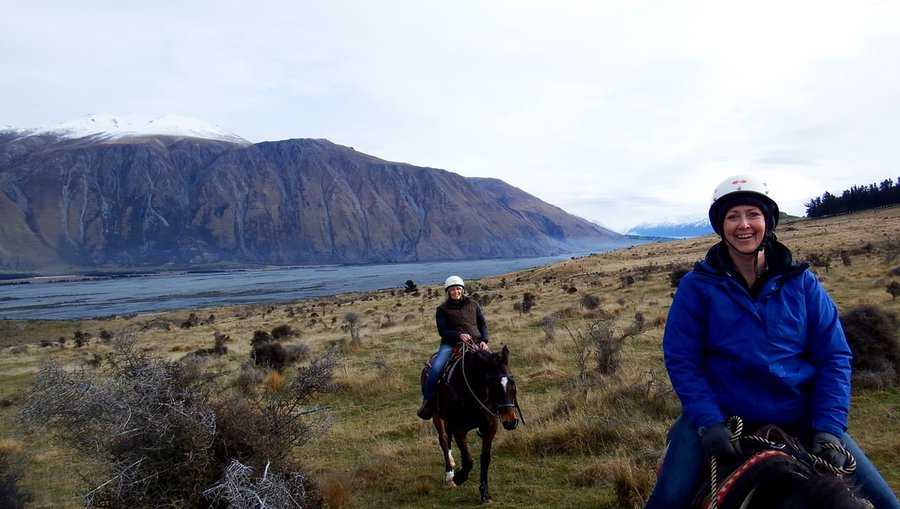 High Country Horse Adventures - Lake Coleridge