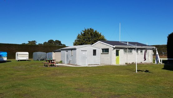 Rangitata River Camp ground