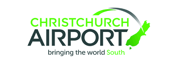 Christchurch airport logo